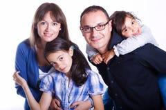 famiglia Fotografia Stock