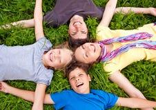 Famiglia-divertimento 14 Immagine Stock