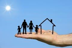 Famiglia due Immagini Stock Libere da Diritti