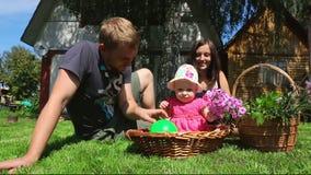Famiglia felice archivi video