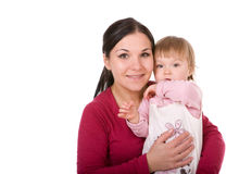 Famiglia felice Immagini Stock Libere da Diritti