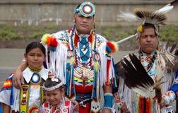 Famiglia Potrait Fotografia Stock Libera da Diritti
