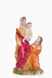 Famiglia santa Immagine Stock Libera da Diritti