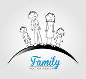 Famili Stock Photo