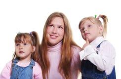 Familia. fotografía de archivo