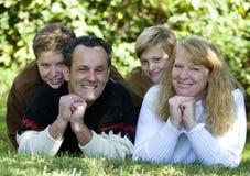 Familia Fotos de archivo libres de regalías