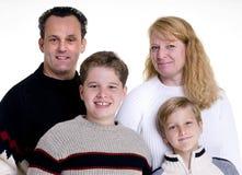 Familia Foto de archivo