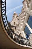 Familia de Barcelona - de Sagrada Fotografía de archivo libre de regalías