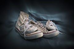 Familia de las zapatillas de deporte Imágenes de archivo libres de regalías