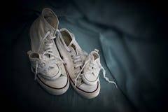 Familia de las zapatillas de deporte Fotografía de archivo