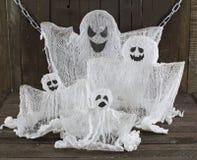 Familia del fantasma Imagenes de archivo
