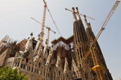 Familia di Sagrada Fotografie Stock