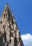 Familia di Sagrada Fotografia Stock