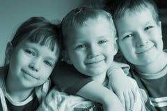 Familia encantadora Imagenes de archivo