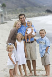 Familia feliz Fotos de archivo libres de regalías