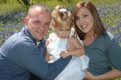 Familia junto Foto de archivo libre de regalías