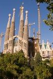 familia los angeles Sagrada Fotografia Royalty Free