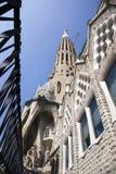 familia sagrada Ισπανία της Βαρκελώνη&sigma Στοκ φωτογραφίες με δικαίωμα ελεύθερης χρήσης