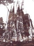 familia sagrada Royaltyfri Foto