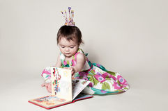 Familiarity with the book Stock Photo