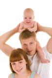 Familie Royalty-vrije Stock Foto