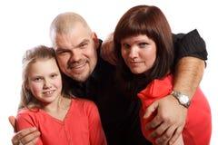 Familie Lizenzfreie Stockfotos