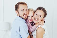 Familie Royalty-vrije Stock Fotografie