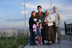 Familie Lizenzfreies Stockbild