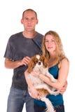 Familie. Royalty-vrije Stock Foto's