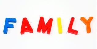 Familie Stock Afbeelding