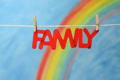 Familie Stock Afbeeldingen