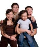 Familie Stock Foto's