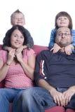 Familie Stockbild