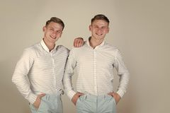 Familie, broederschap en vriendschapsconcept royalty-vrije stock foto