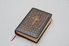 Familien-Erbstück-Bibel Stockfoto