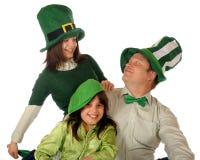 Familien-Feier Stockfoto