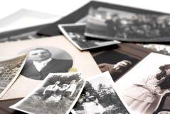 Familien-Fotographien Stockfotos