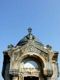Familien-Mausoleum Lizenzfreies Stockfoto