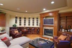 Familien-Raum Stockbilder