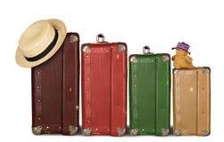 Familien-Reise Lizenzfreies Stockfoto