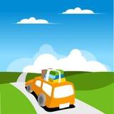 Familien-Reisen Lizenzfreie Stockfotos