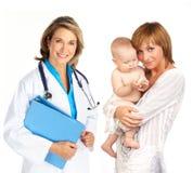 Familiendoktor Stockbild