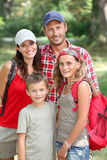 Familienferien Lizenzfreie Stockbilder