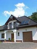 Familienhaus Stockbilder