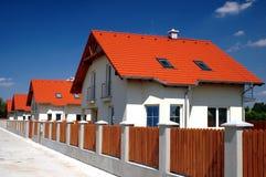 Familienhaus Stockfoto