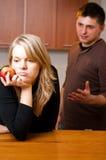 Familienleben Lizenzfreies Stockfoto