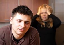 Familienleben Stockbilder