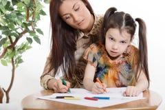 Familienleben Lizenzfreie Stockfotos