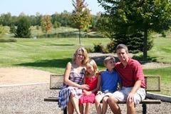 Familienleben Lizenzfreie Stockbilder