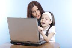 Familienleben-Reihe Lizenzfreie Stockbilder